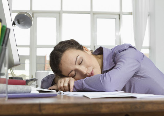 Power Naps: Are you getting some?