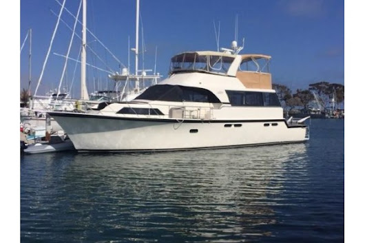 1990 56' OCEAN 56 CMY for sale in Dana Point California | Yacht