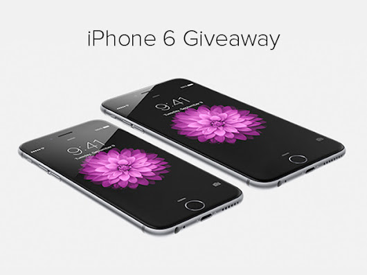 The Epic iPhone 6 Giveaway | Lifehack Deals
