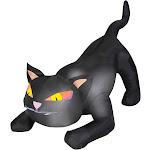 AIRBLOWN OUTDOOR BLACK CAT SM - 85079 - Black - SM