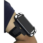 Achoro 360 Degree Rotating Armband - Compatible with iPhone, Samsung - Premium Quality Smartphone Arm Holder