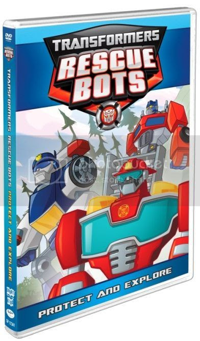 Transformers Rescue Bots Heroes of Tech