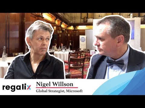 The Latest Develops and Trends in AI with Microsoft's Global Strategist Nigel Willson