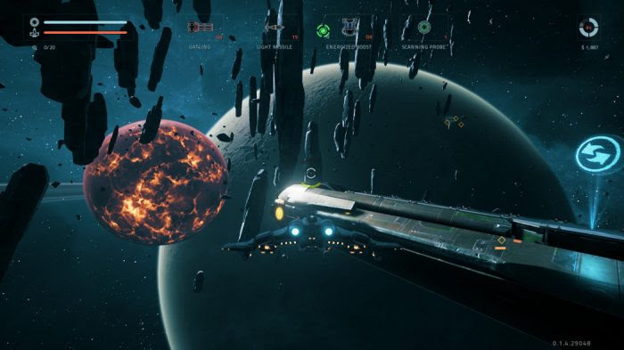 Análise Arkade: Everspace é uma mistura desafiadora de exploração e combate espacial