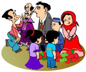 Pola Keruangan Desa & Kota (Materi 4) kelas xii  Devan'Z bloG