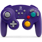 Power A Wireless Controller for GameCube - Purple