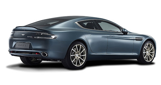 Aston Martin Vancouver | Rapide S - The Power of Luxury