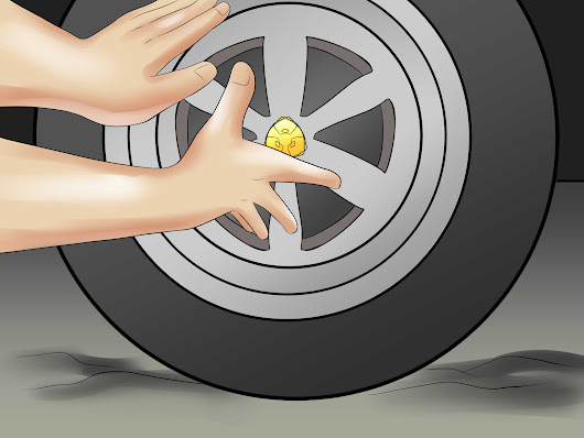 How to Switch the Wheels on a Car