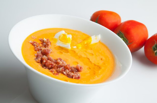 Gazpacho and salmorejo, the best cold soups in Andalucia
