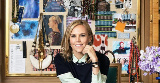 Tory Burch: How She's Helping The Next Generation Female Entrepreneur