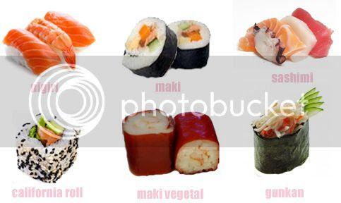 sushi clases