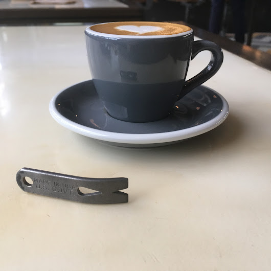 Coffee & Tool of the Day
