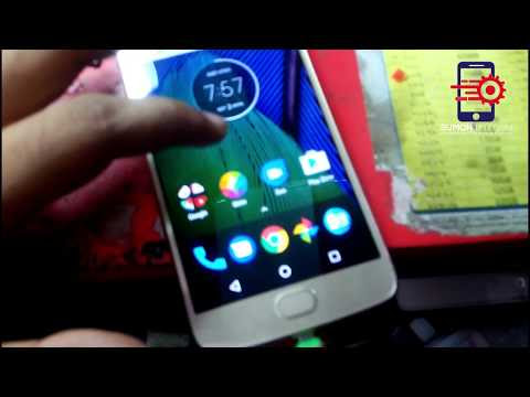 How To Remove Moto G5 Plus xt1686 Google account Use Ultimate Multi Tool