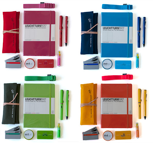 #CompetitionSunday Vote to win your choice of bullet journal bundles!