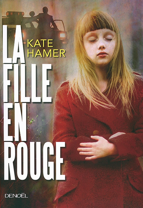 Couverture La fille en rouge
