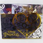 Women's Disney Princess 12 Days of Socks - Shoe Size 4-10