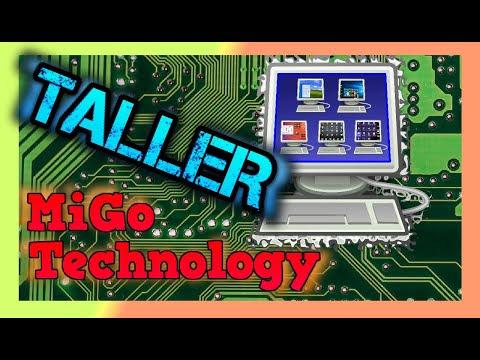 🎦 Vista del taller de reparación de ordenadores de MiGo Technology