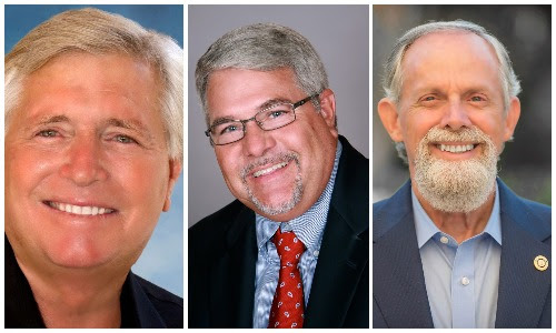 Four Seek Two Seats on Clearwater City Council