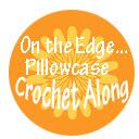 On the Edge Pillowcase Crochet-Along