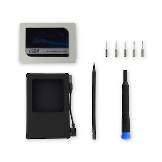 Image: MacBook Pro SSD Kit