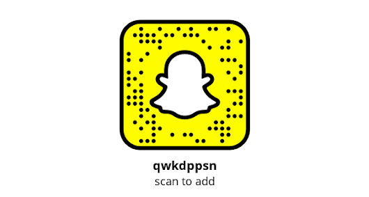 Add me on Snapchat! Username: qwkdppsn