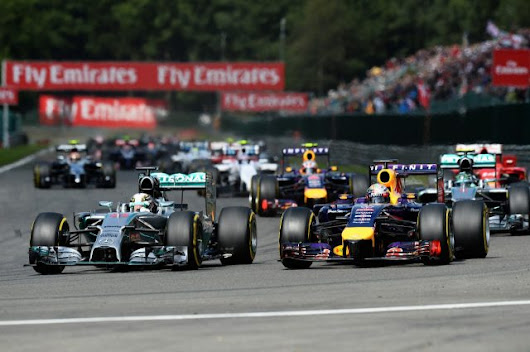 Watch the F1 Belgian Grand Prix Online
