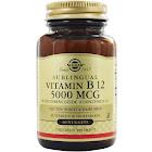 Solgar Sublingual Vitamin B-12 Nuggets - 60 count