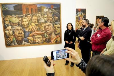 Verboamerica Un Nuevo Guion Curatorial De La Coleccion Permanente