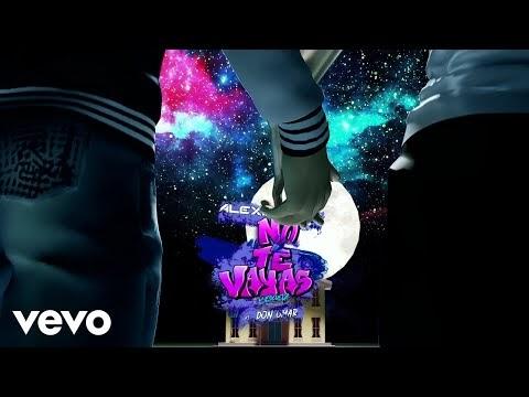 Alexis Y Fido, Don Omar - No Te Vayas (Official Animated Video) + Letra
