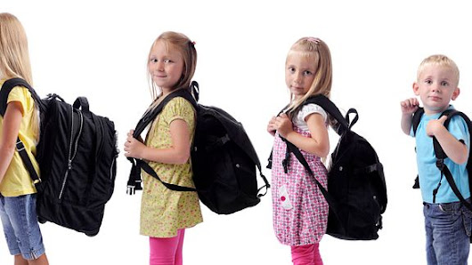Practical Tips to Lighten School Backpacks