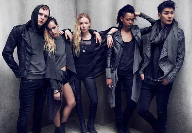 H&M Divided: The Grey Concept