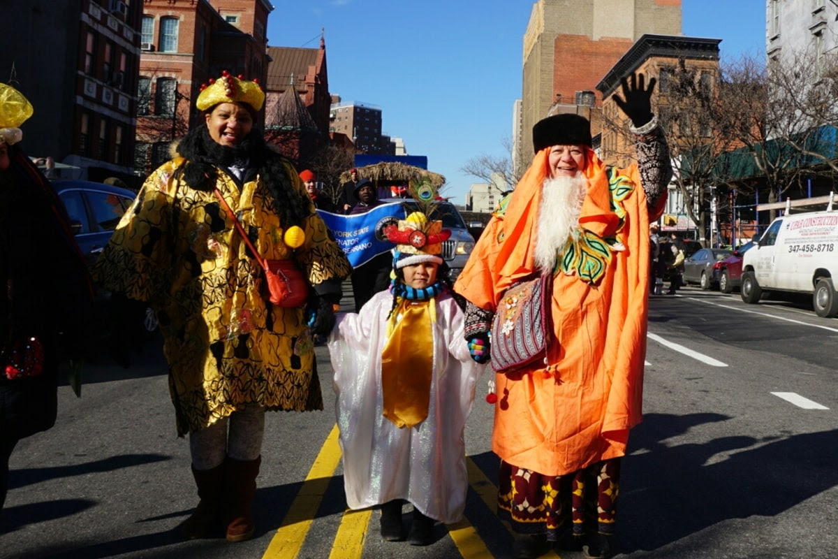 Happy Three Kings Day! Families Celebrate a Cherished Tradition  NBC News