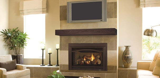 Mounting A Tv Over Your Fireplace Heat Glo