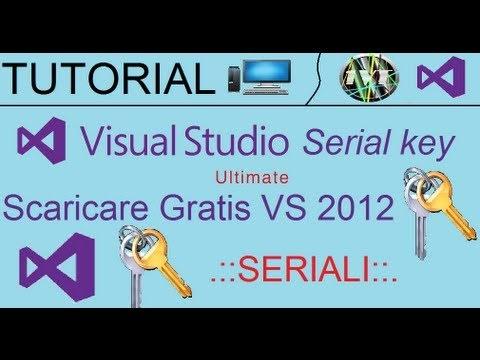 visual studio 2012 ultimate key crack