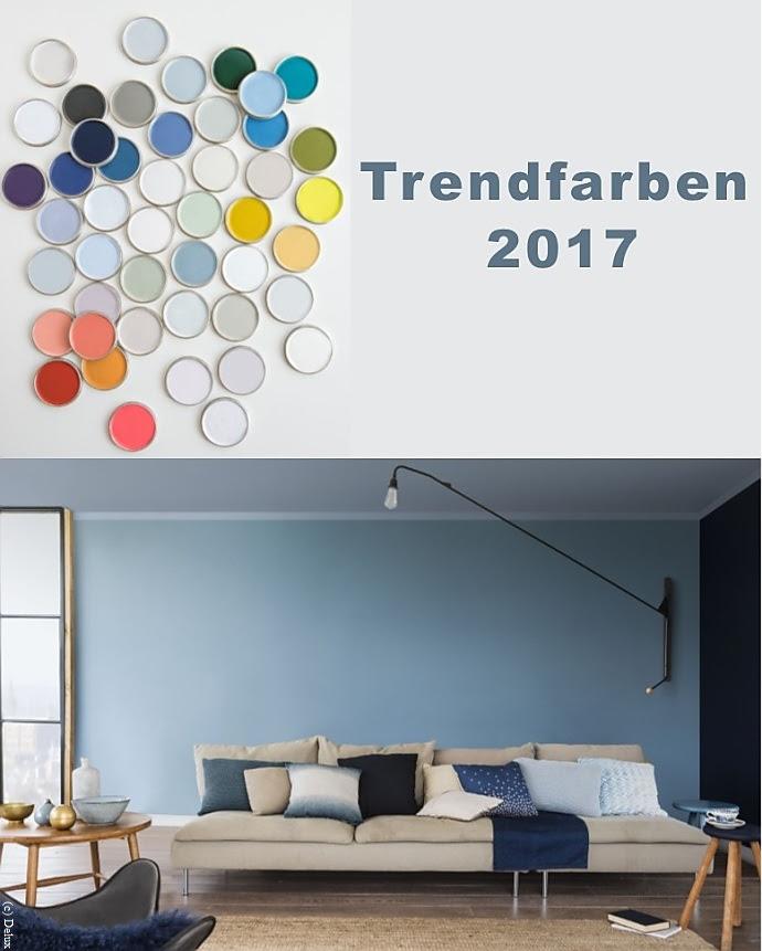 Trendfarben 2017 Wand Und Interieur Wohnen