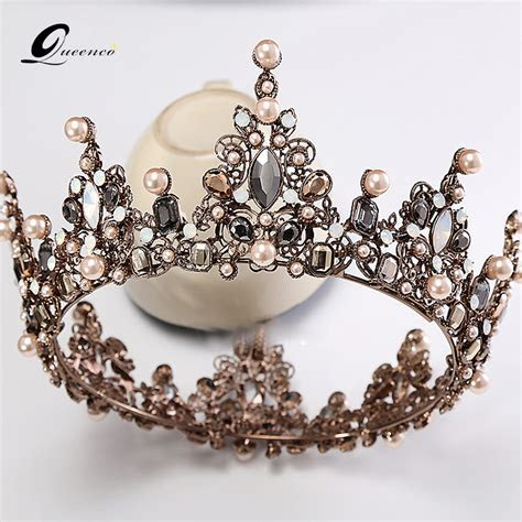 Online Buy Wholesale royal crowns tiaras from China royal
