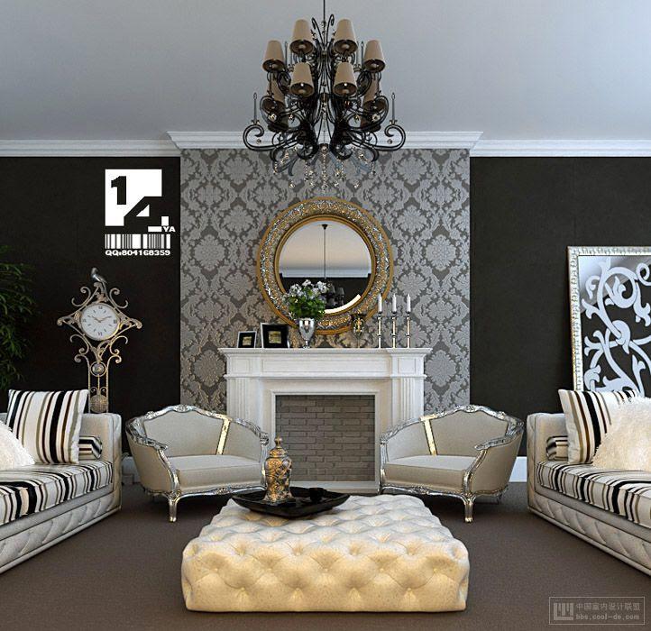 Classic Interior Design by ALGEDRA | algedra