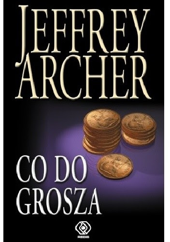 Okładka książki Co do grosza