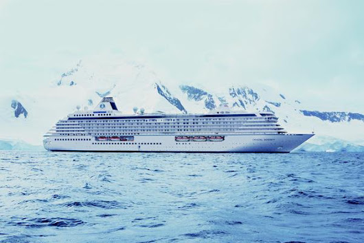 Crystal Cruises Prepares for Another Northwest Passage and Sailings with Cousteau
