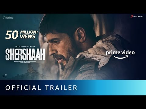 Shershaah Film: Trailer (Released) Release Date, Teaser, Cast, Review