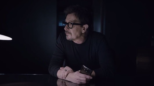 HTC One ad features Gary Oldman and a lot of 'blah blah blah'