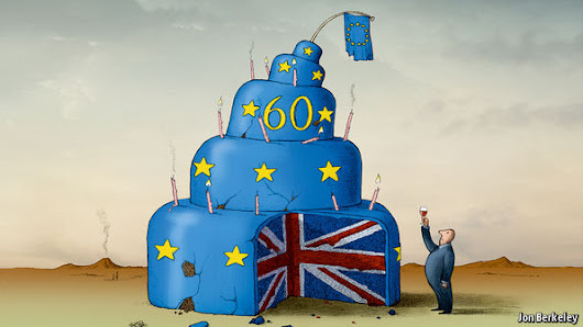 Europe at 60: Can Europe be saved? | The Economist