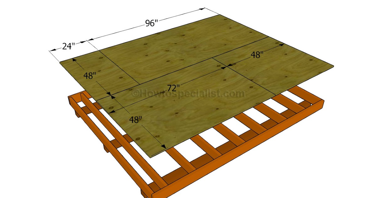 Tifany Blog Best How To Build A Shed Floor On Piers