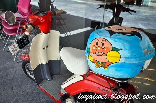 anpanman bike