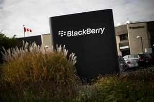 Saving BlackBerry: Reinvention in motion