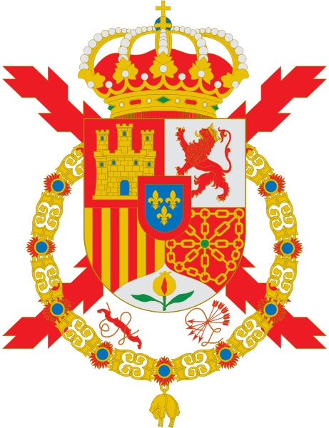 File:Escudo de Juan Carlos I de España.svg