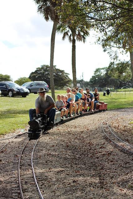 Tradewinds Train Ride