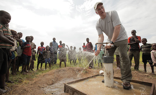 Sustainable Approaches to Water Well Charity
