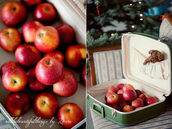 Apples for Christmas