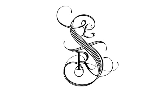 Hand Drawn Ornamental Letter Logo